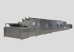 连续式微波干燥设备